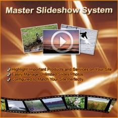 Master Slideshow System