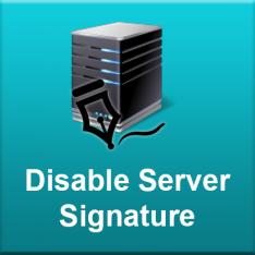Disable Server Signature