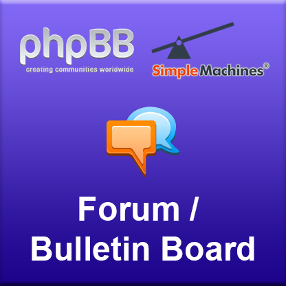 Forum/Bulletin Board