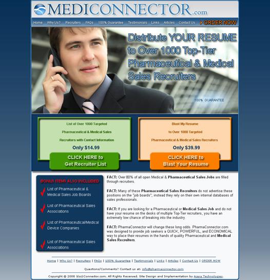 Medical Sales Recruiting