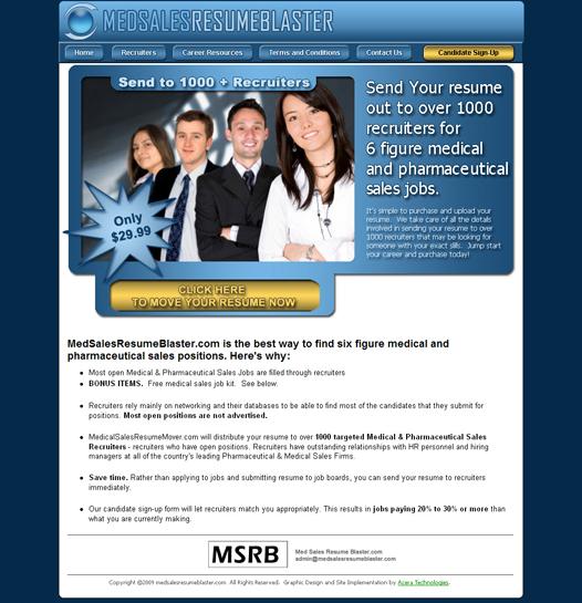 Medical Sales Recruiter