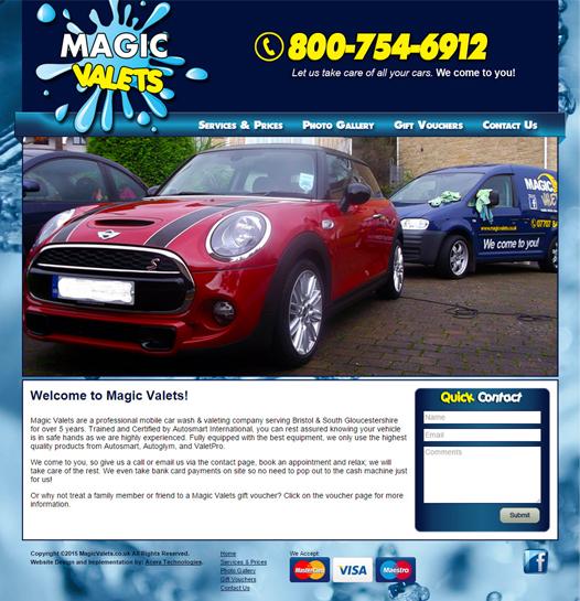 Mobile Car Wash & Valet